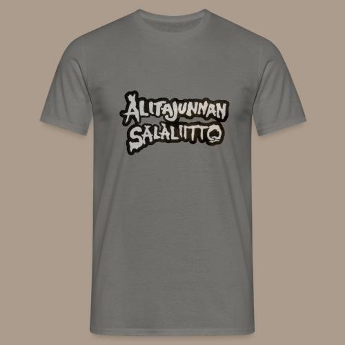 Alitajunnan Salaliitto - 2020 logo - Miesten t-paita