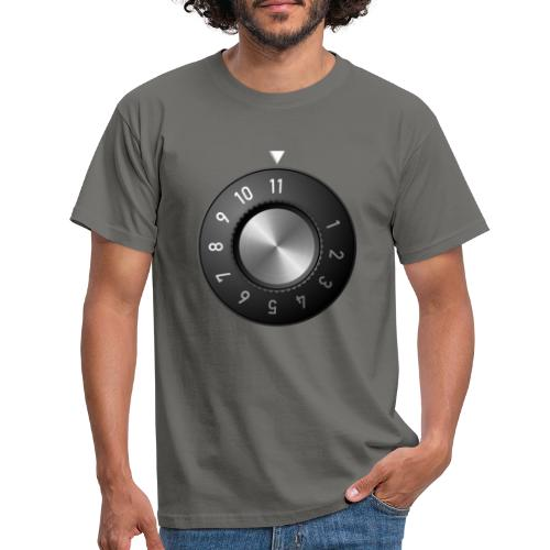 This one goes up to 11 - Men's T-Shirt