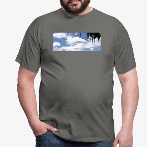Wolkenlandschaft - Männer T-Shirt