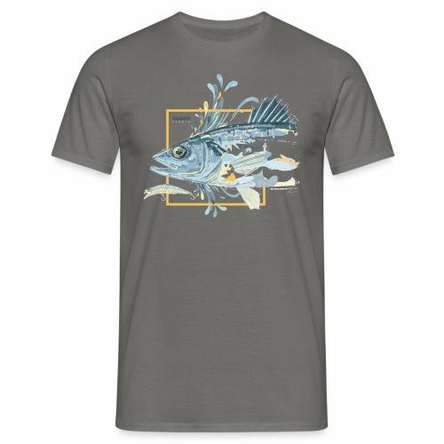 Bass 'n' Splash - Men's T-Shirt