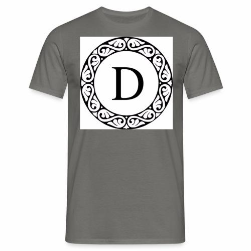 DusTT logo - Men's T-Shirt
