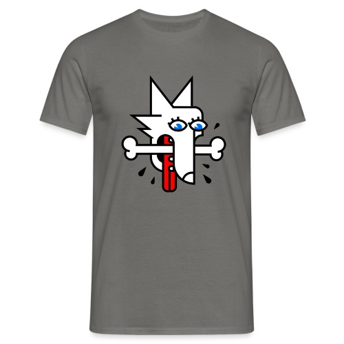 Fox or Hound? - Männer T-Shirt