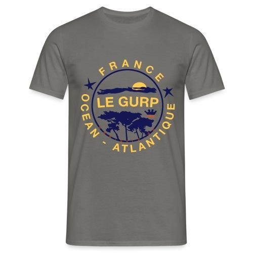 2018gurpie0003 - Männer T-Shirt
