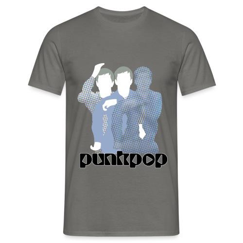JD Post Punk PunkPop - Maglietta da uomo