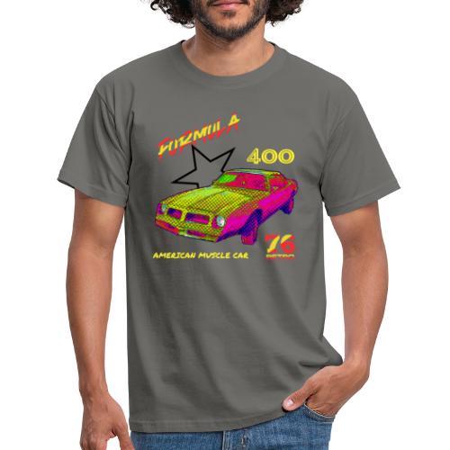 Formula Power US CAR - Männer T-Shirt