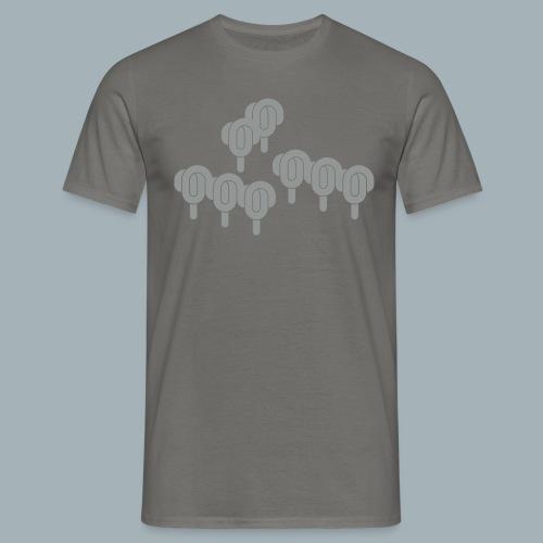 2018_Olive_Tree_01 - Mannen T-shirt