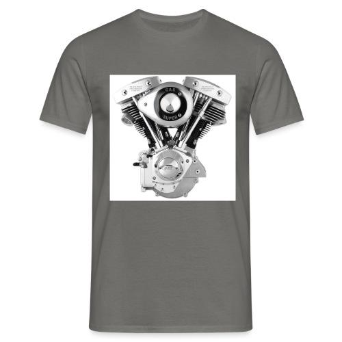 panhead bds - T-shirt Homme