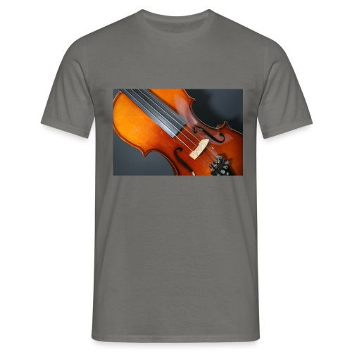 Violin - T-shirt herr