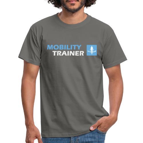 Kleding Mobility Trainer - Mannen T-shirt