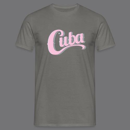 CUBA VINTAGE Tee Shirt - Men's T-Shirt