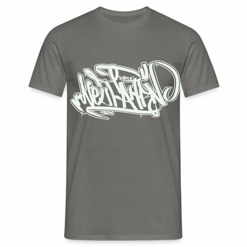 Neufahrn Tag Weiß - Männer T-Shirt