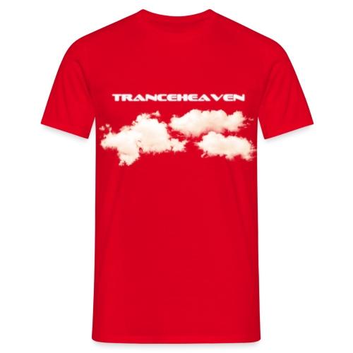 tranceheaven - T-shirt herr