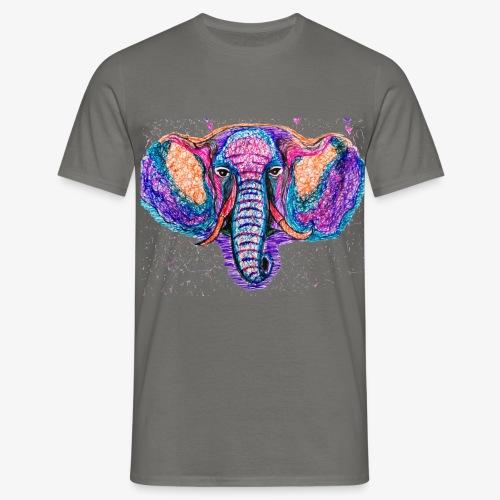 Elefante - Camiseta hombre