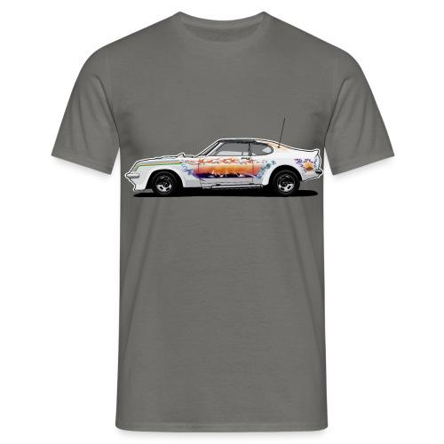 White Heat - Men's T-Shirt