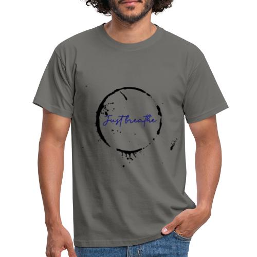 JUST BREATHE - Camiseta hombre