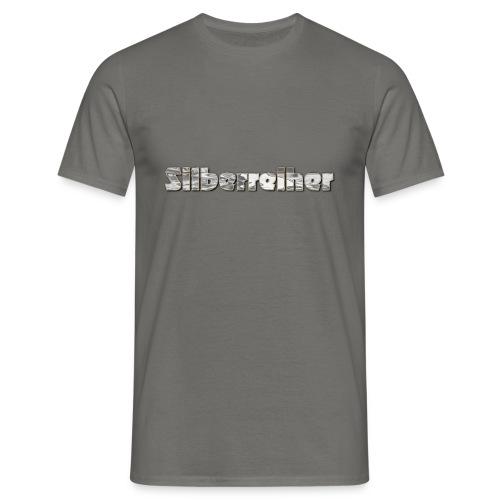 Silberreiher - Männer T-Shirt