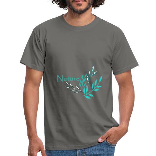 Nature - Natur - Männer T-Shirt
