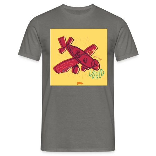 avion - T-shirt Homme