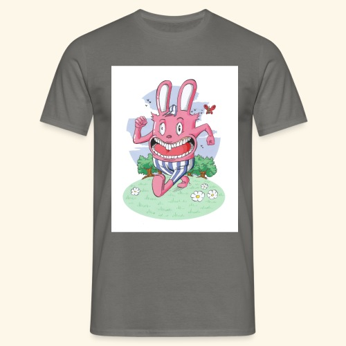 arnold le lapin - T-shirt Homme