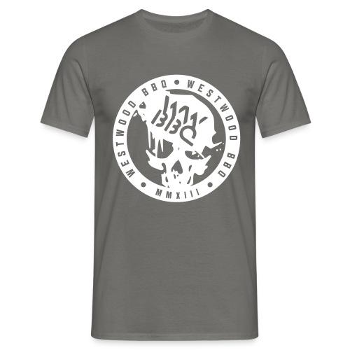 Westwood BBQ Circle Logo - Männer T-Shirt