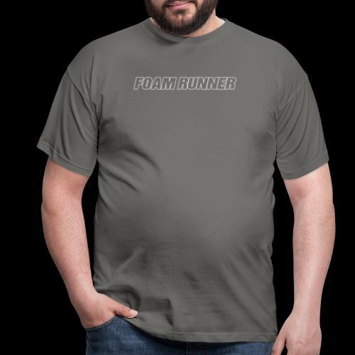 foam runner - T-shirt Homme