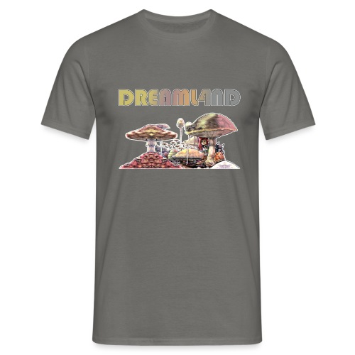 Dreaml4nd Fan Model 1 - Men's T-Shirt