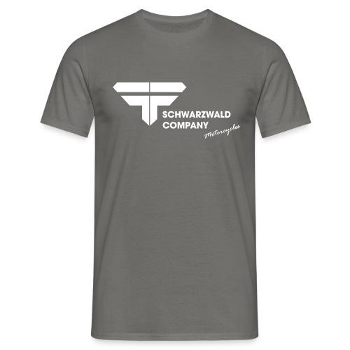 Schwarzwald Company S C Motorcycles - Männer T-Shirt