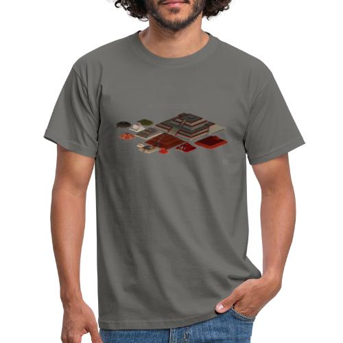 pyramides - T-shirt Homme