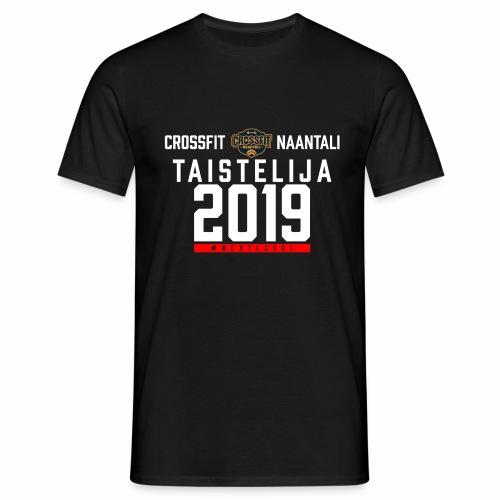 CF Naantalin virallinen huppari 2019 - Miesten t-paita