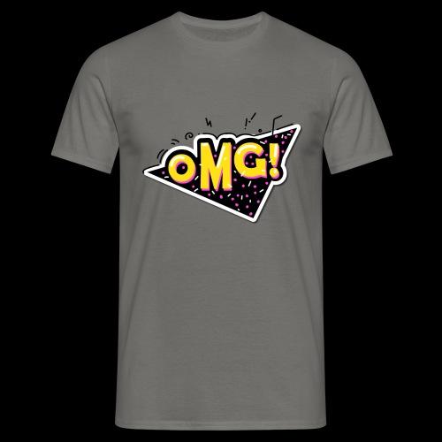OMG - Maglietta da uomo