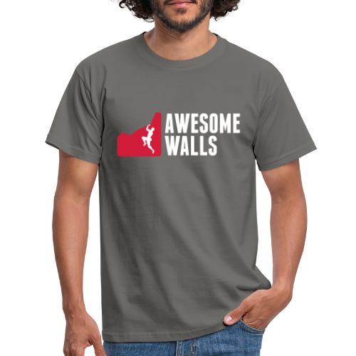 Climbing Equipment - Men's T-Shirt