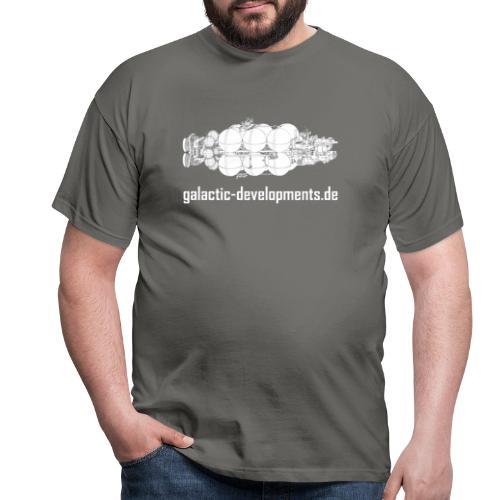 24th Century Cruiser - Männer T-Shirt
