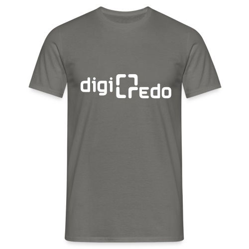 digiredo2 w - Mannen T-shirt