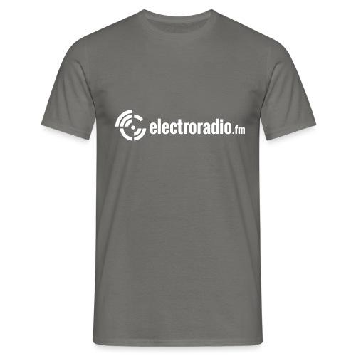 electroradio.fm - Men's T-Shirt