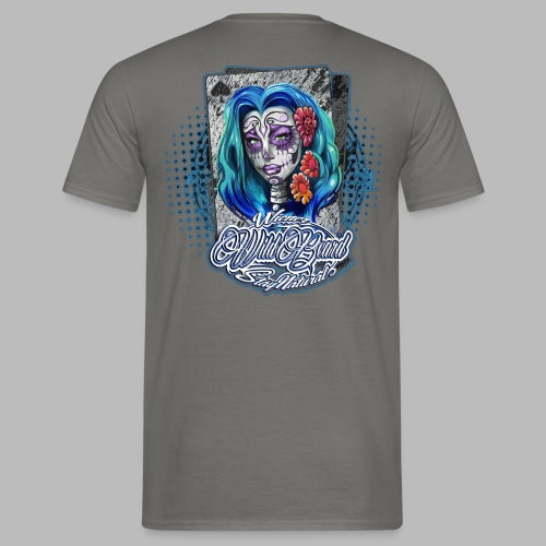 WWB© RockaBella DoubleTrouble (bitte 40°/verkehrt) - Männer T-Shirt