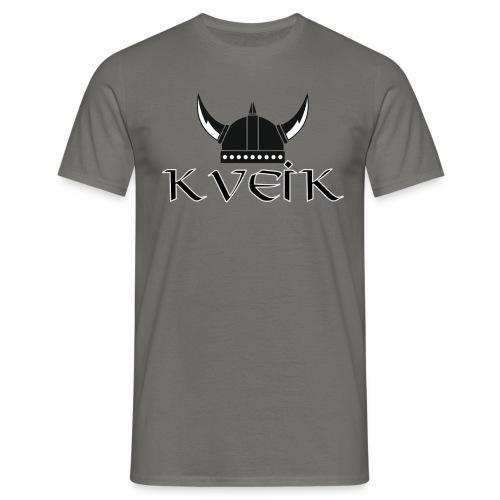 KVEIK - T-skjorte for menn