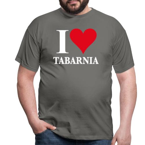 I love Tabarnia away from Catalan nationalism - Men's T-Shirt