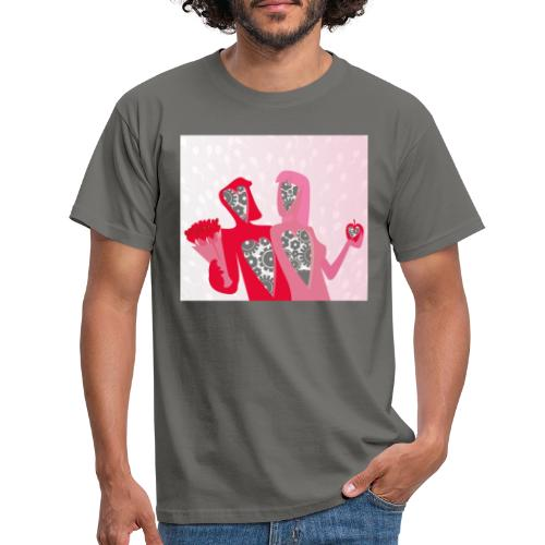 Valentine - Mannen T-shirt
