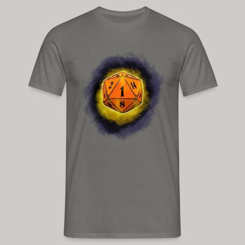 Fire Roll - Männer T-Shirt