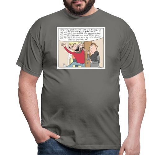 introvert - T-shirt herr