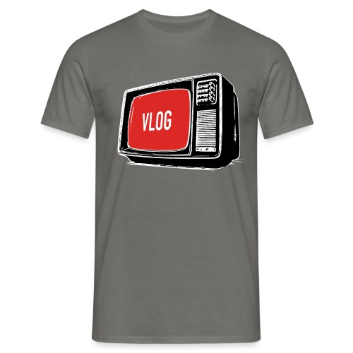 It's Vlogging Prime Time! - Men's T-Shirt