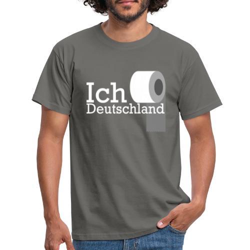 Ich liebe Deutschland - Männer T-Shirt