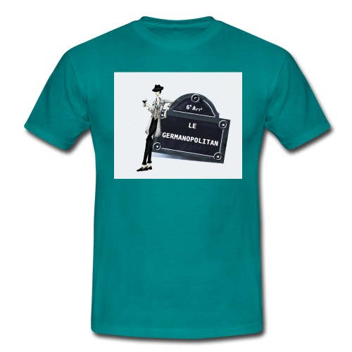 Sac Le Germanopolitan - T-shirt Homme