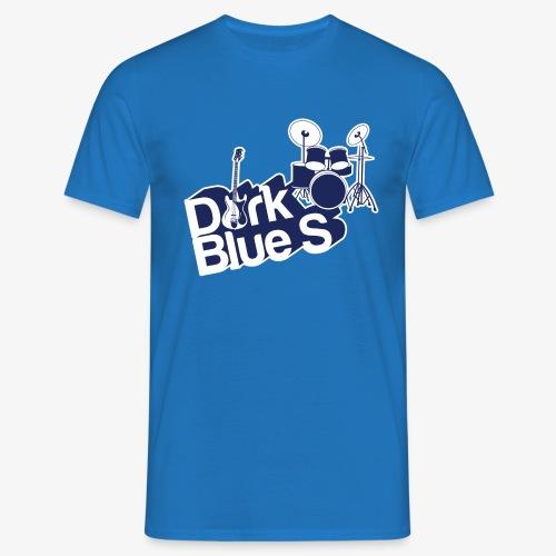 DarkBlueS outline gif - Men's T-Shirt
