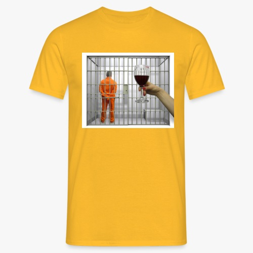 TRISH02 png - Men's T-Shirt