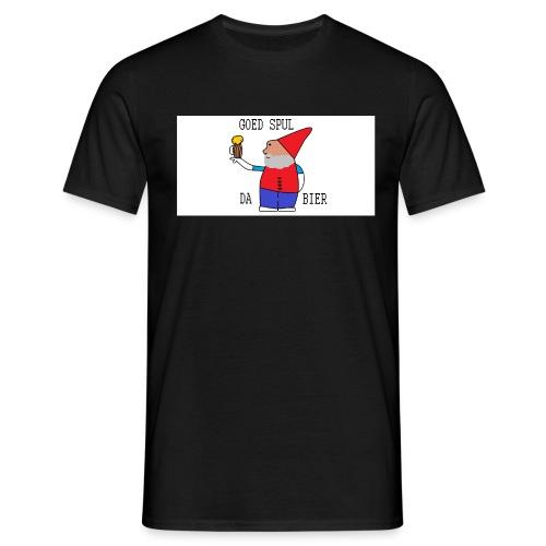 BIER KUT! - Mannen T-shirt