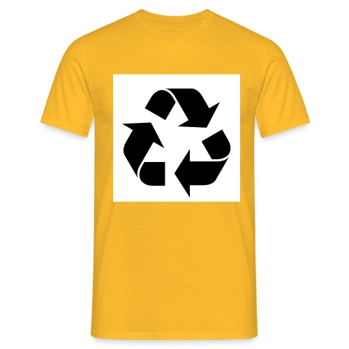 maglia ciclo di vita - Maglietta da uomo