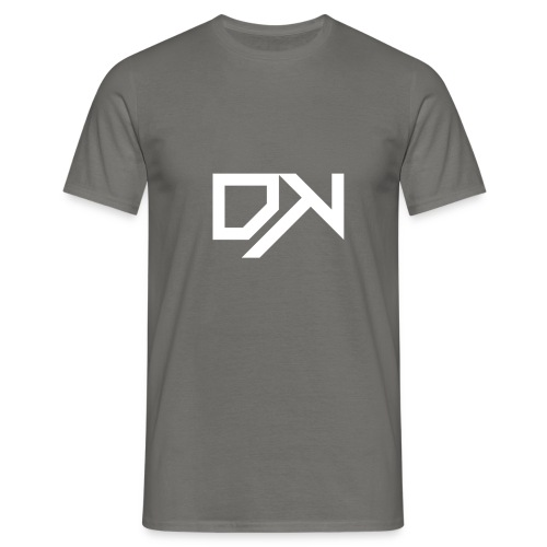DewKee Logo Shirt Black - Men's T-Shirt