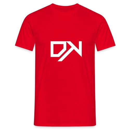 DewKee Logo Shirt Black - Men's T-Shirt