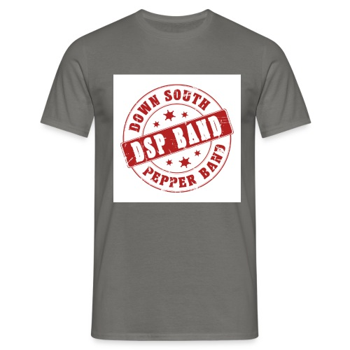 DSP band logo - Men's T-Shirt